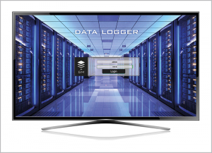 Data collector and management software Data Logger