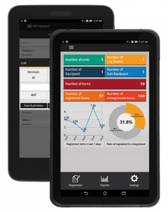 Data Logger Android Application