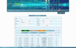 Digital Log Sheet
