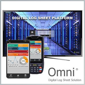 OMNI Digita Log Sheet Solution