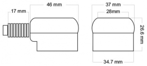 ANSI Optical Head AP-210 with USB output signal