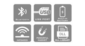 Bluetooth Optical Probe OP-740